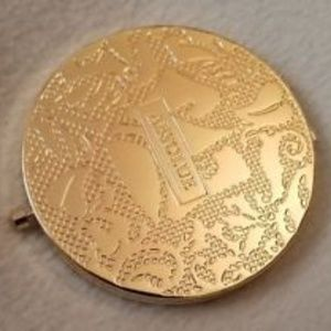 Lancome Absolue Gold Compact Mirror NWOT